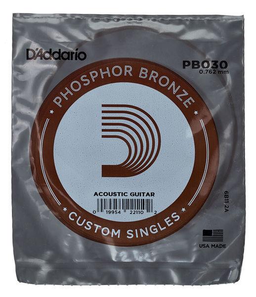 Daddario PB030 Single String
