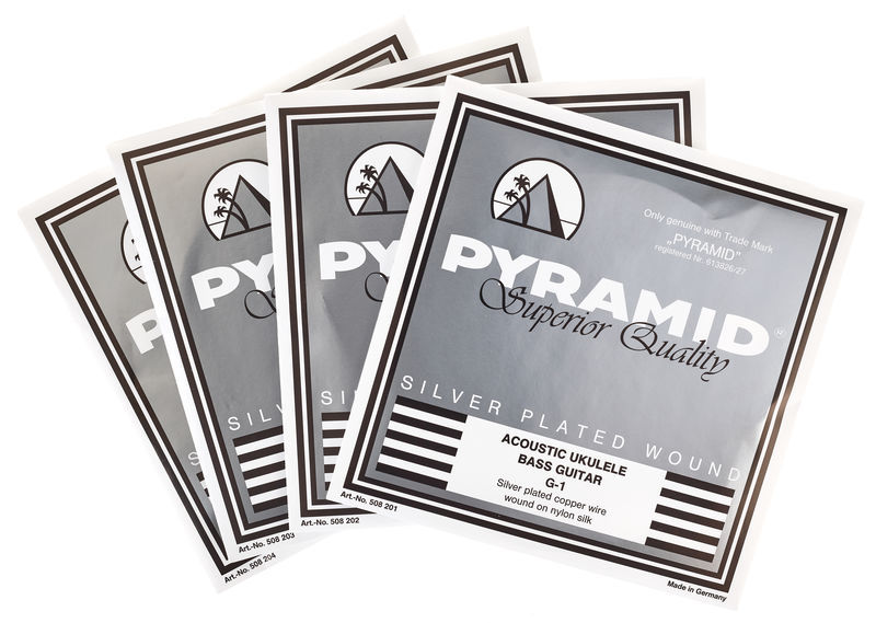 Pyramid Bass Ukulele Strings