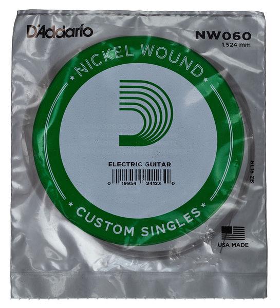 Daddario NW060 Single String