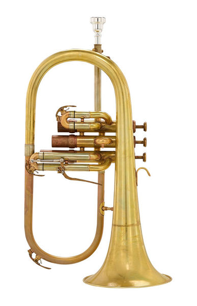 Thomann FH-900J Raw JAZZ Bb-Flugelhorn