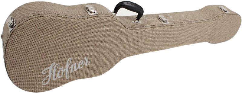 Höfner H64/VBR Violin-Bass Case Tweed
