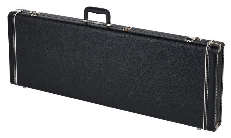 Fender Guitar Case ST/T Black Std