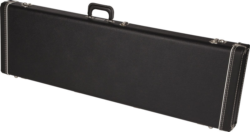 Fender G&G Jazz/Jaguar Bass Case BK