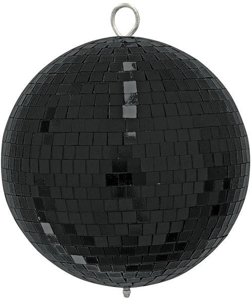Eurolite Mirror Ball 20 cm black