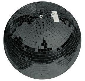 Eurolite Mirror Ball 40 cm black