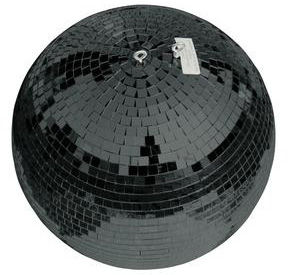 Eurolite Mirror Ball 50 cm black