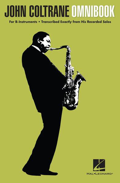 Hal Leonard John Coltrane Omnibook Bb