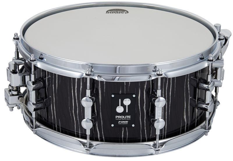"""Sonor 14""""x06"""" ProLite Snare Ebony"""