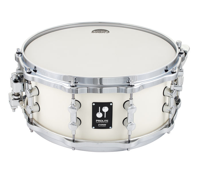 "Sonor 14""x06"" ProLite Snare White"