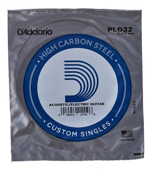 Daddario PL022 Single String