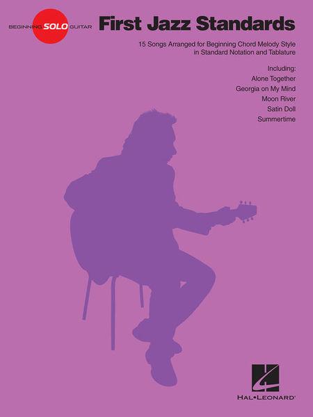 Hal Leonard Beginning Solo Guitar: Jazz