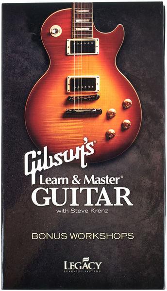 Hal Leonard Gibson's Learn & Master Bonus