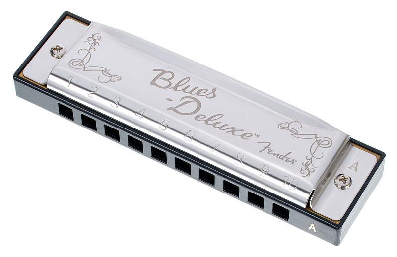 Fender Blues Deluxe Harp A