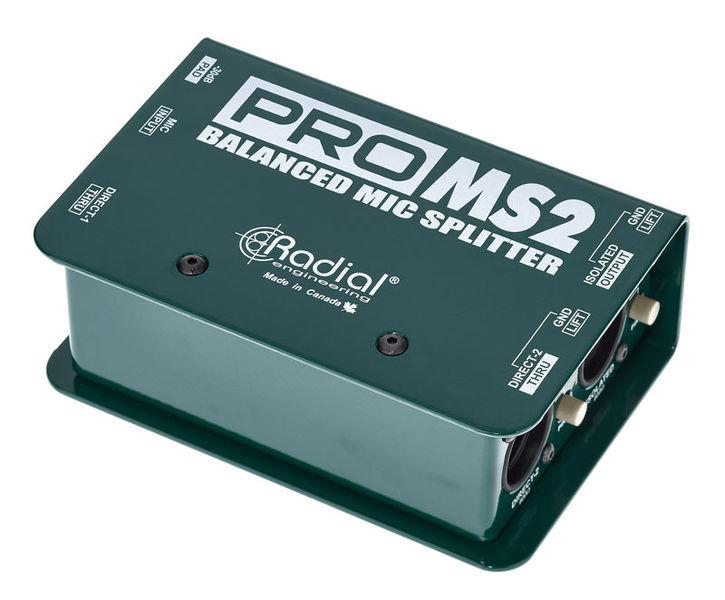 Radial Engineering ProMS2