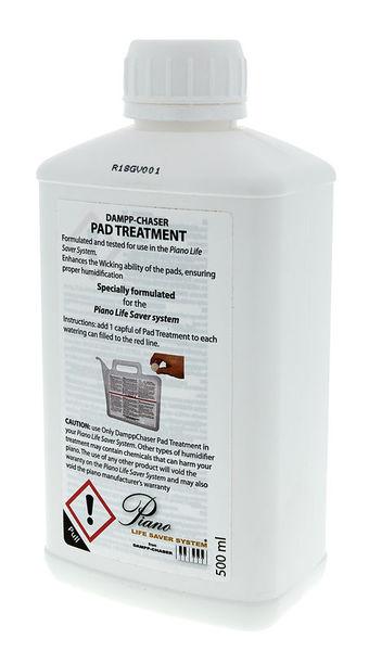 Jahn Humidifier Treatment