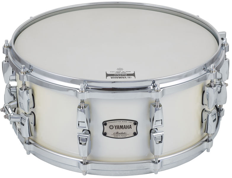 """Yamaha 14""""x06"""" Abs. Hybrid Snare -PWH"""