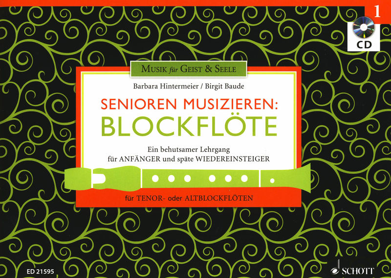 Schott Senioren Musizieren Flöte 1
