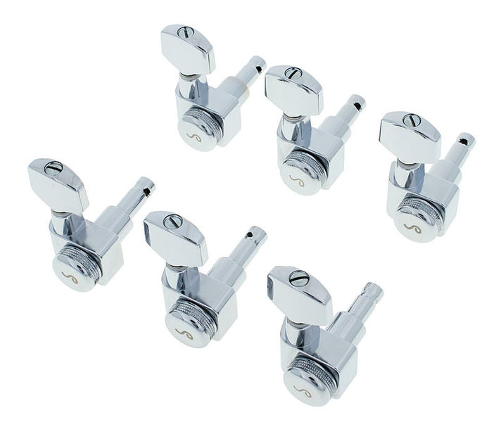 Schaller F-Series Locking Tuners 6L CH