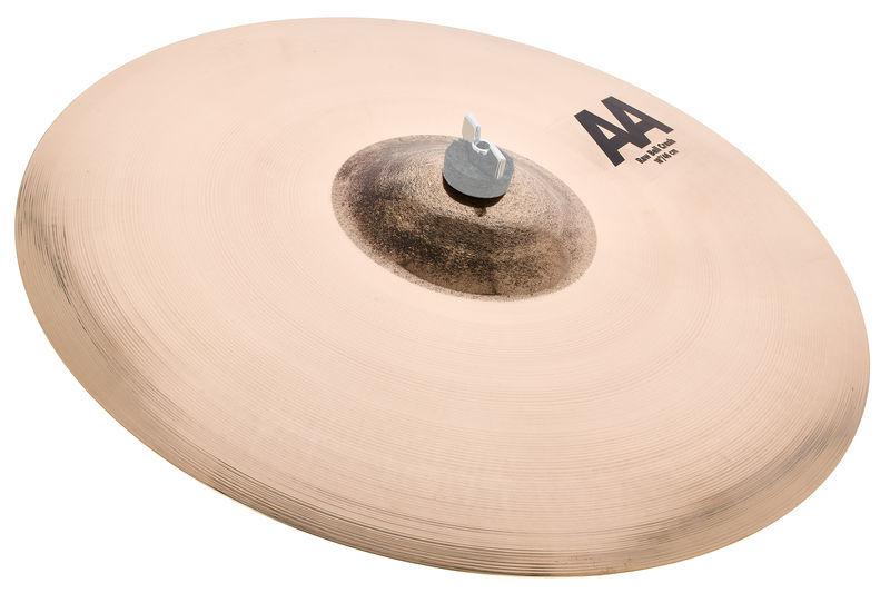 """Sabian 18"""" AA Raw Bell Crash"""
