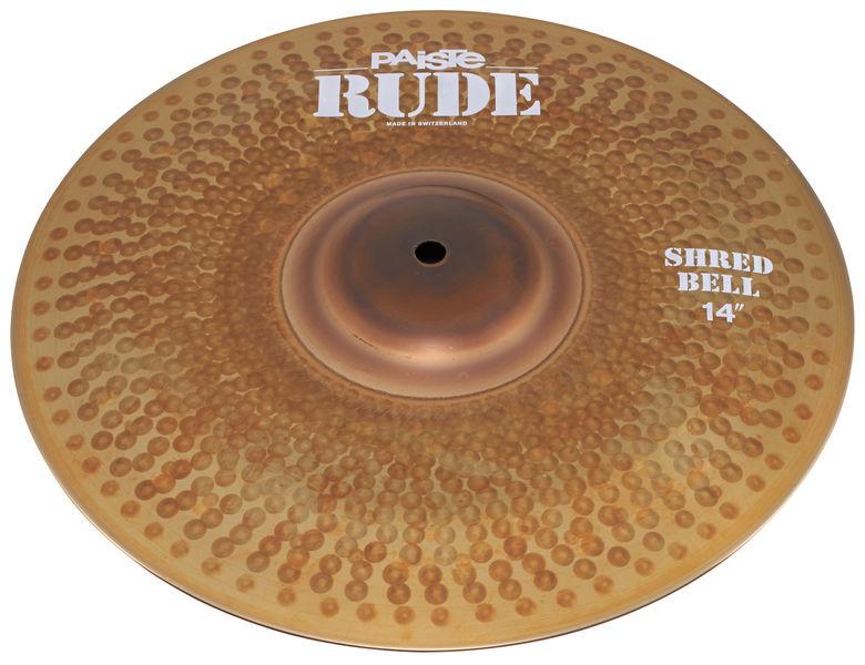 """Paiste 14"""" Rude Shred Bell"""