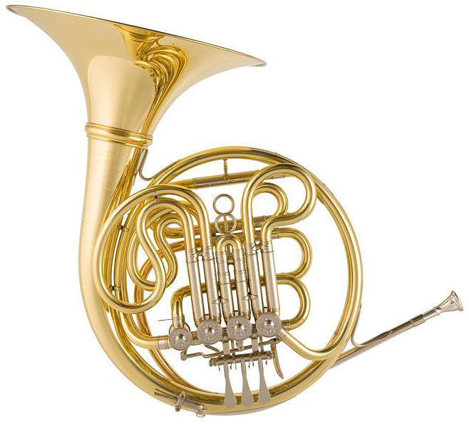 Dieter Otto 180 K-JNMS, F/Bb Double Horn