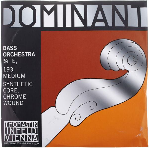 Thomastik Dominant E Double Bass 3/4