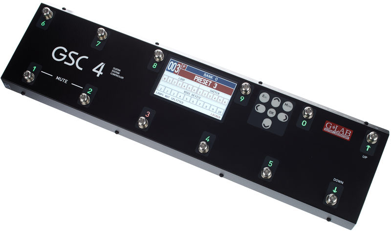 G-LAB GSC-4 System Controller