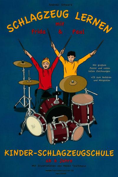 Hansepercussion Schlagzeug lernen mit Frida