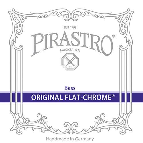 Pirastro Original Flat Chrome Solo Bass