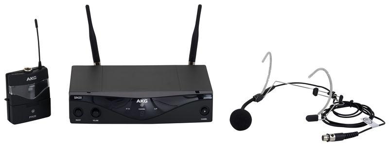 AKG WMS 420 Headset Set Band M