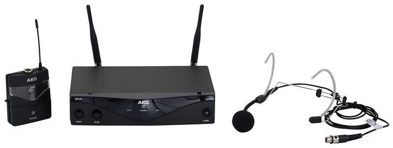 AKG WMS 420 Headset Set Band D