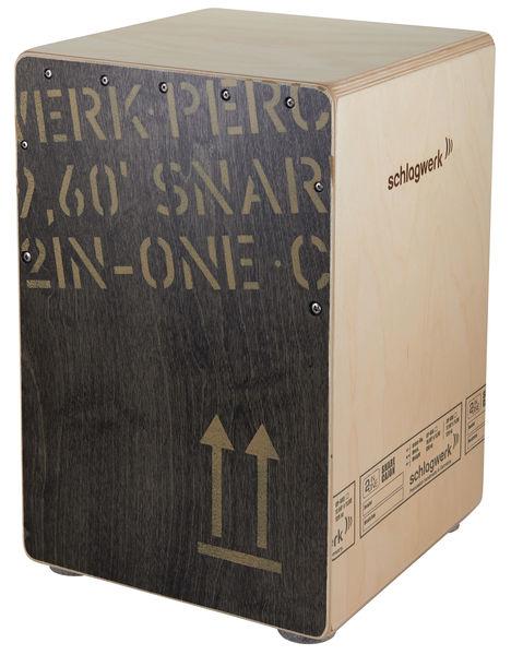 Schlagwerk CP403BLK Cajon Black Edition