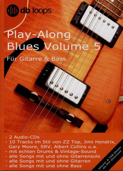 db loops Play Along Blues 5