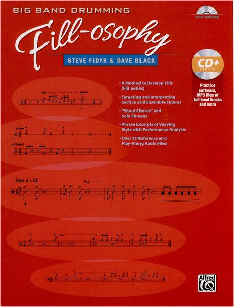 Alfred Music Publishing Big Band Drumming