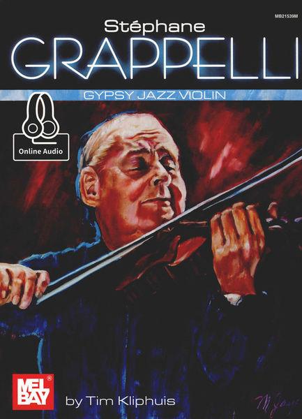 Mel Bay Stéphane Grappelli Gypsy Jazz