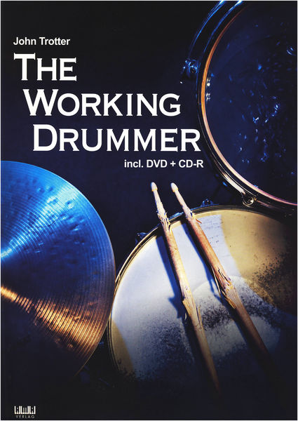 AMA Verlag The Working Drummer EN