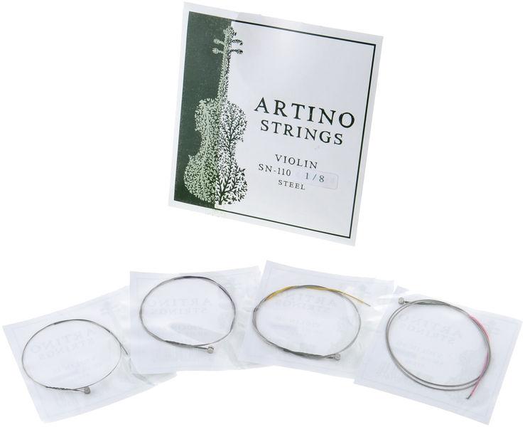 Artino SN-110 Violin Strings 1/8