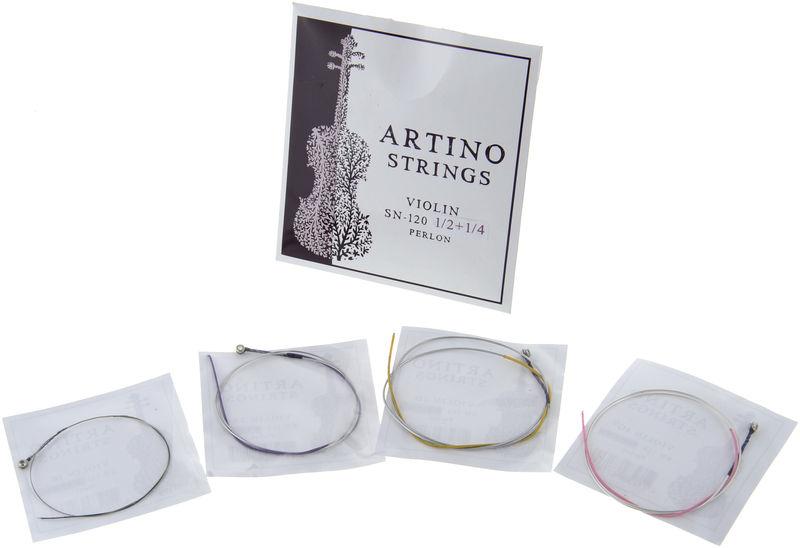 Artino SN-120 Violin Strings 1/2-1/4