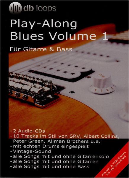 db loops Play Along Blues 1