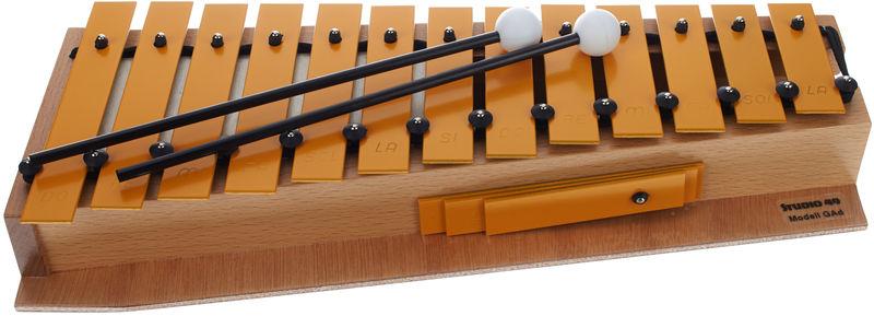 Studio 49 GAD Alto Glockenspiel DoReMi