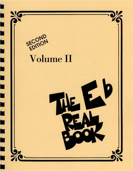 Hal Leonard Real Book 2 Eb