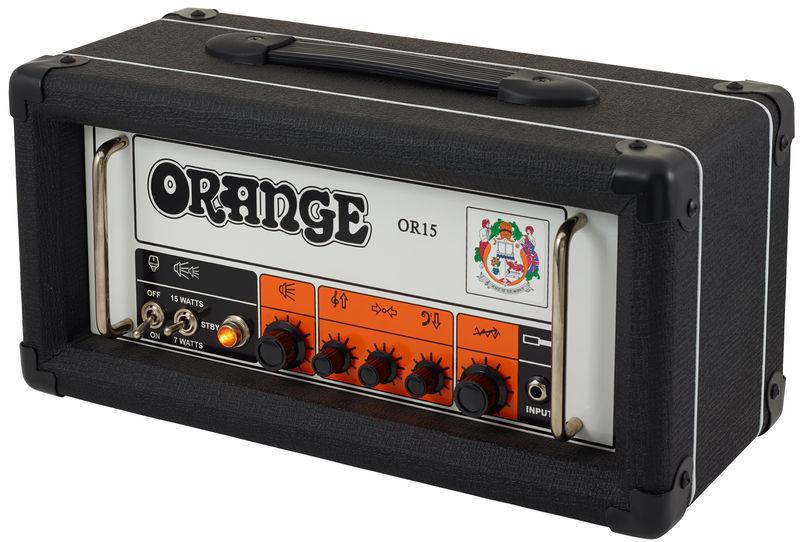 Orange OR 15 H BK – Thomann Russia