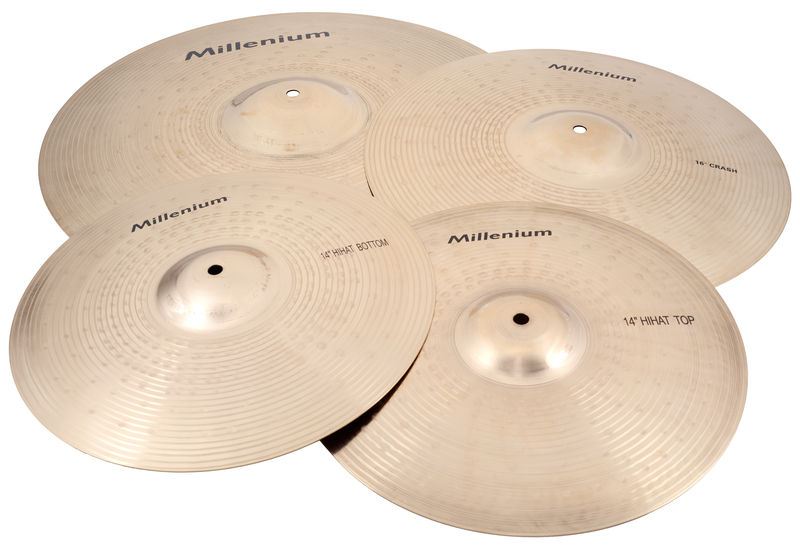 Millenium B20 Cymbalset