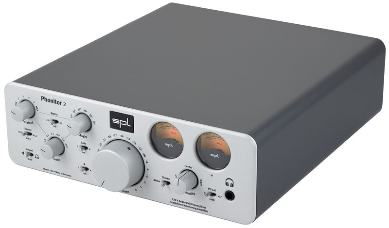 SPL Phonitor 2 Silver