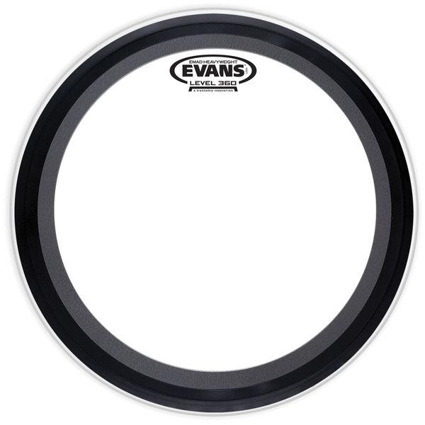 """Evans 20"""" EMAD Heavyweight Bass Drum"""