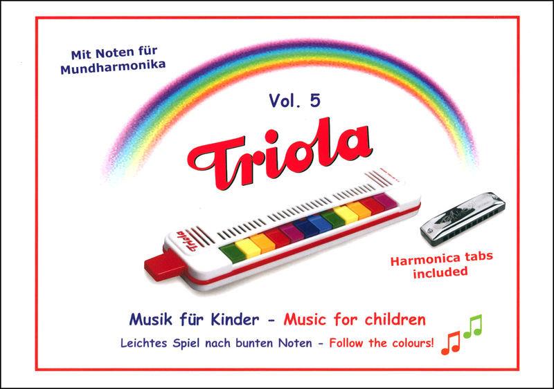 C.A. Seydel Söhne Triola Songs 5