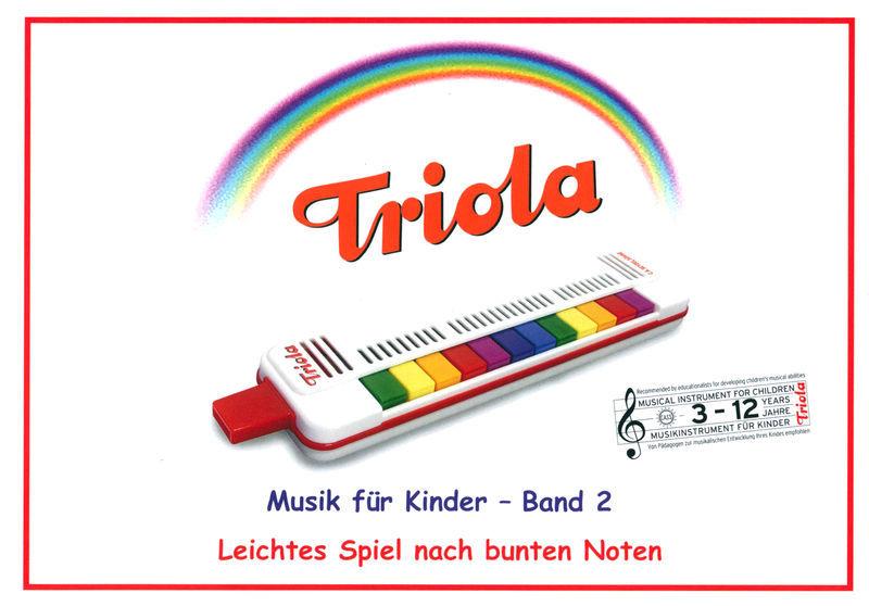 C.A. Seydel Söhne Triola Musik für Kinder 2