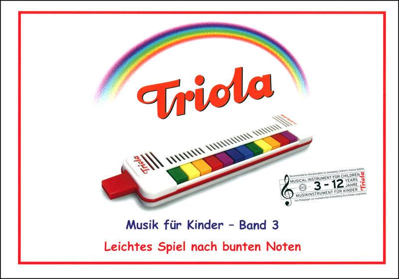 C.A. Seydel Söhne Triola Songs 3