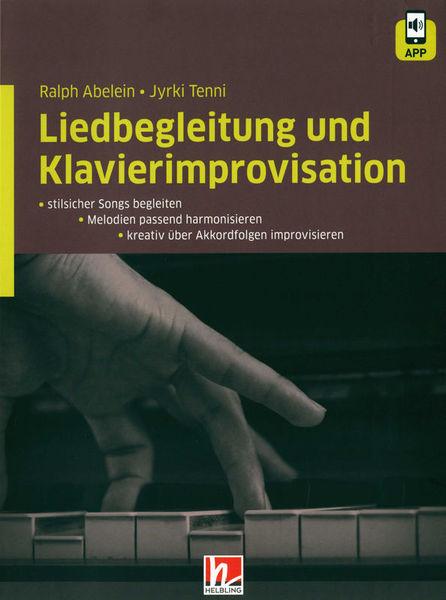 Helbling Verlag Liedbegleitung und Klavierimp.