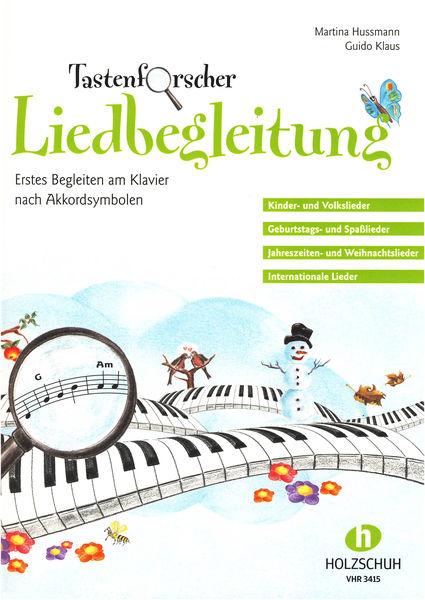 Holzschuh Verlag Tastenforscher Liedbegleitung